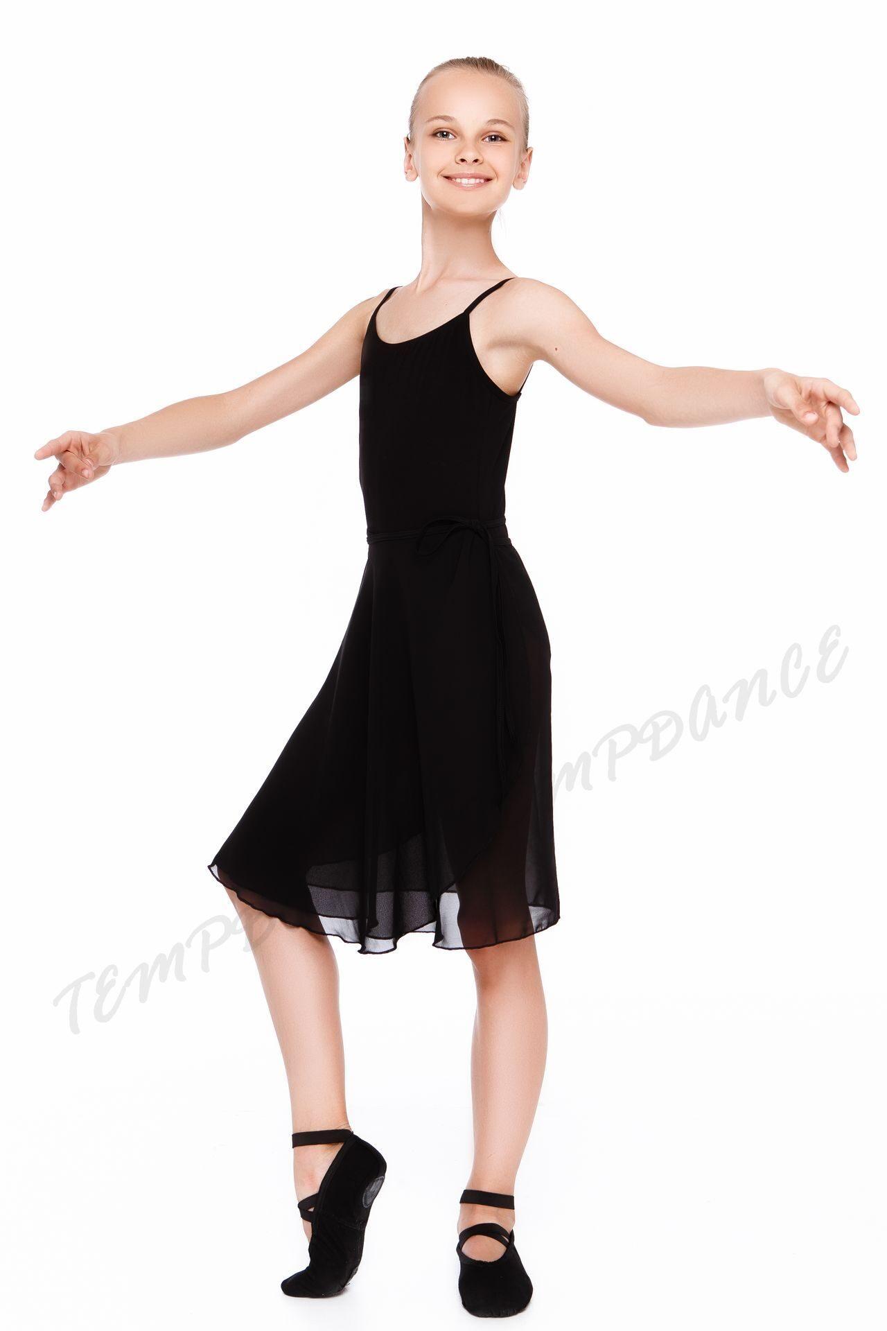 9fc36d7c654 юбка с запахом длиной ниже колена (50-60 см) из полупрозрачного шифона на  эластичных завязках